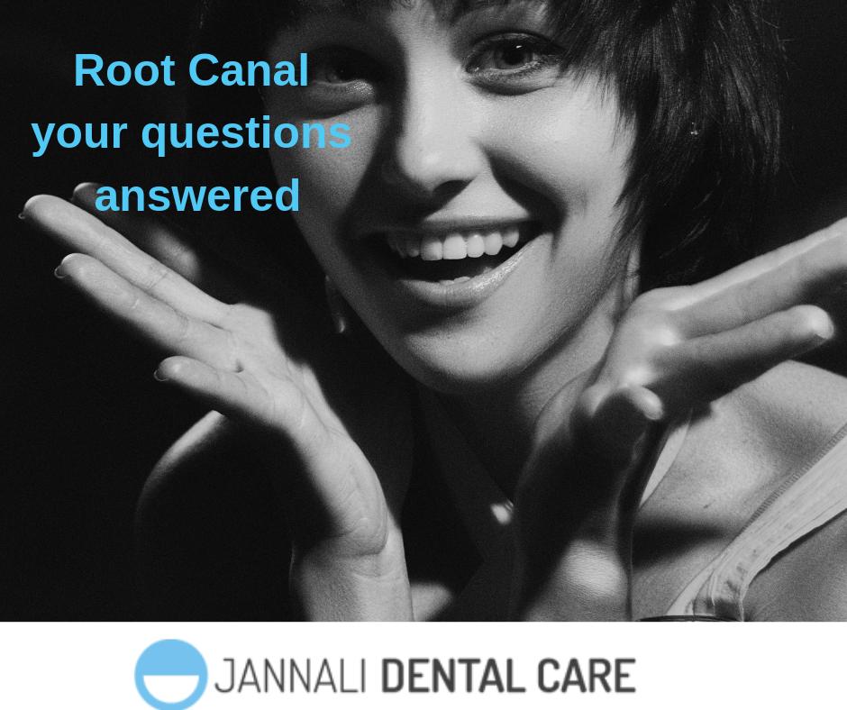 root canal at jannali dental care