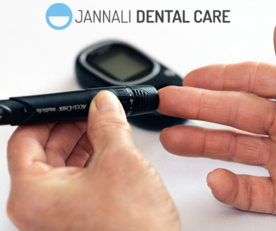 DIABETES and Oral health at Jannali Dental Care