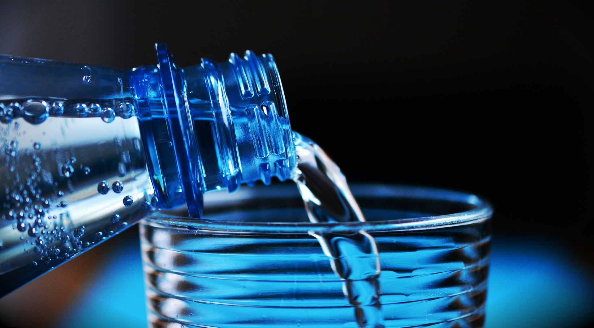 fluoride and water